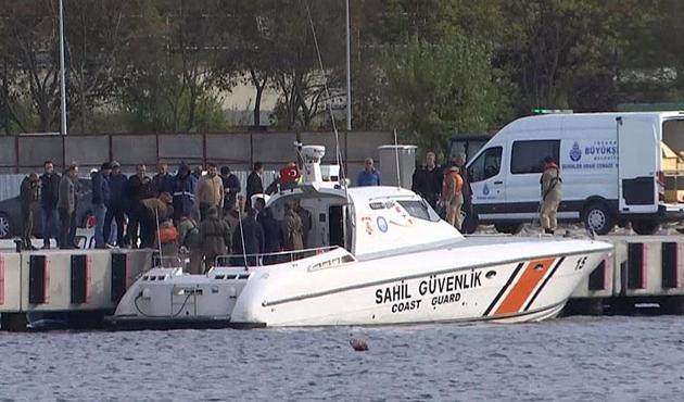 Şile'de batan gemide 2 kişinin cesedine ulaşıldı