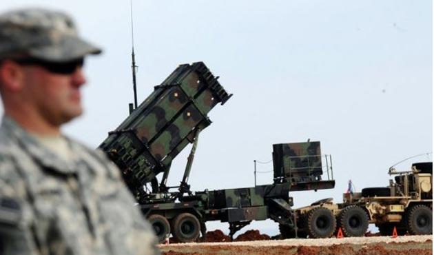 ABD ve Almanya'dan Yunanistan'da füze savunma tatbikatı