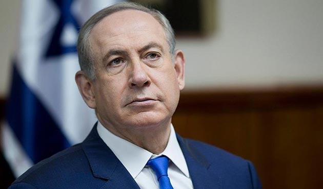 Netanyahu'ya göre Hariri'nin istifası bir çağrı