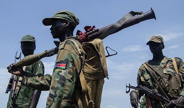 Güney Sudan'da gerilim artıyor