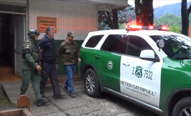 Şili'de Pinochet döneminin ajanlarından Kohlitz'e gözaltı