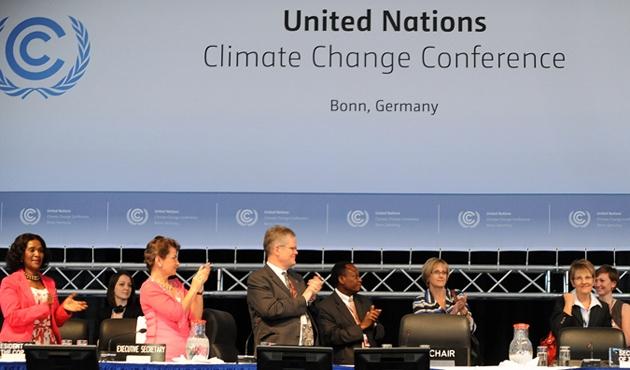 BM İklim Değişikliği 23. Taraflar Konferansı başladı