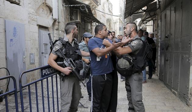 Kudüs ulemasından İsrail'in 'güvenlik planına' tepki