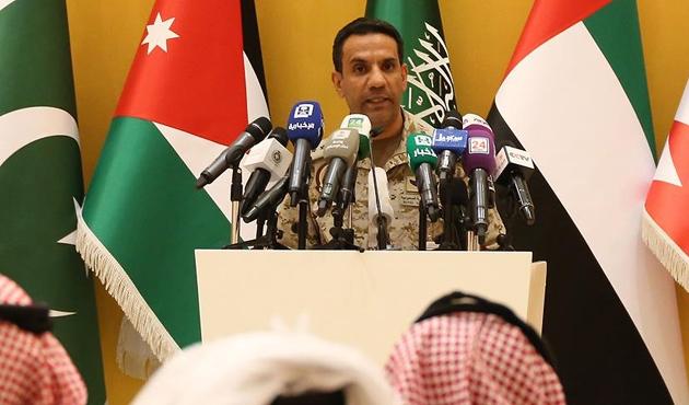 'Suudi Arabistan'ı hedef aldığı füzeler İran yapımı'