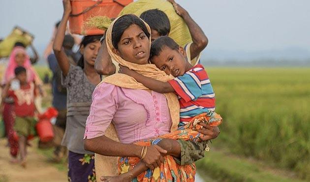 Fransa'dan Myanmar'a 'Arakan'daki şiddete son ver' çağrısı