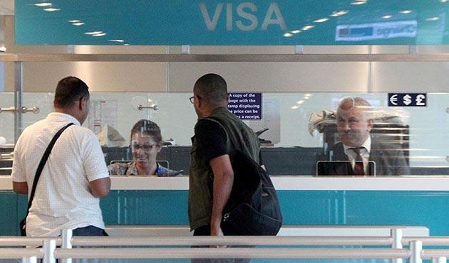 Türkiye'den ABD vatandaşlarına sınırlı vize