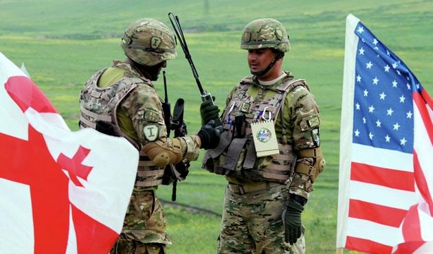 ABD'den Gürcistan'a savunma desteği