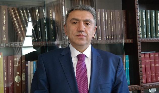 Türkiye Yazma Eserler Kurumu Başkanlığı'na Prof. Dr. Macit atandı