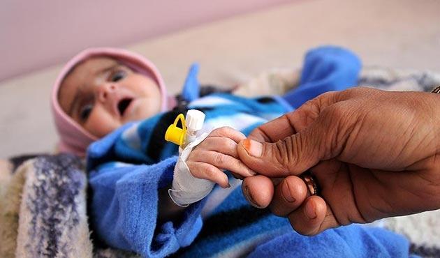 ICRC'den Yemen'de 'sınırları açın' çağrısı