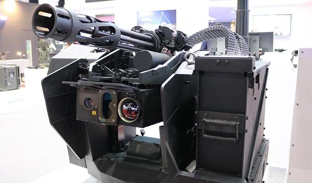 ASELSAN gözde silah sisteminin yeni versiyonunu tanıttı