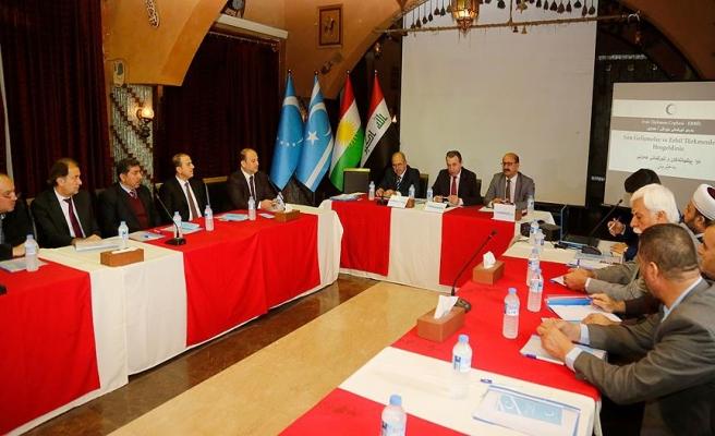 Irak Türkmenlerinden 'siyasi meclis' talebi