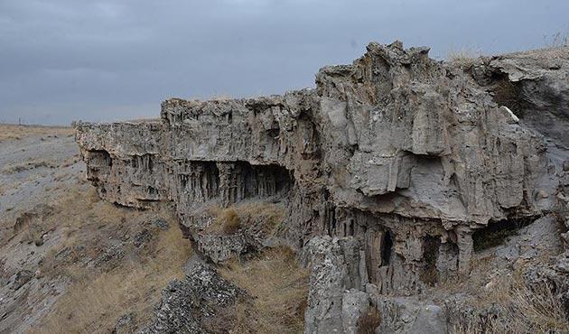 Bitlis'teki mikrobiyalitler UNESCO yolunda