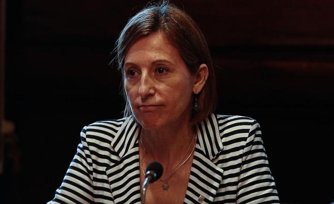 Eski Katalan Meclis Başkanı için 'kefalet şartlı' tutuklama kararı