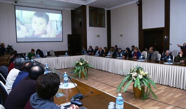 Ermenilerin katlettiği Azerbaycanlı çocuklar belgesel oldu