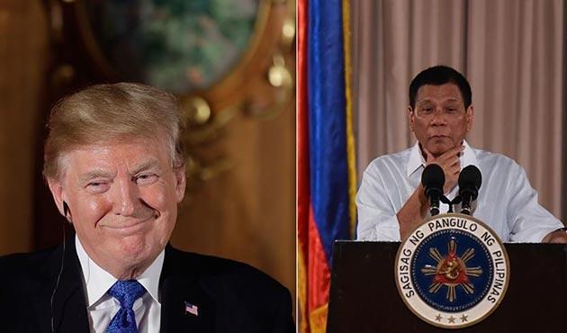 ASEAN Zirvesi'nde Trump, Obama'ya küfür eden Duterte görüşecek