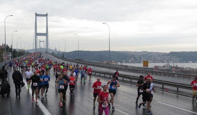 Vodafone İstanbul Maratonu'nda kazanan belli oldu
