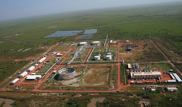 Sudan petrol zengini bölge için yeniden masada