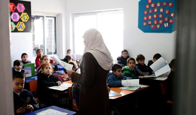 Gazze'deki 4 bin öğrenci için 40 bin dolarlık bağış