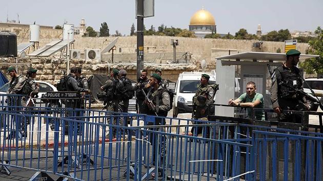 İsrail'den Avrupalı milletvekillerinin girişine engel