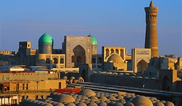 Özbekistan'dan Şeyh türbelerine turistik seyahat talebi