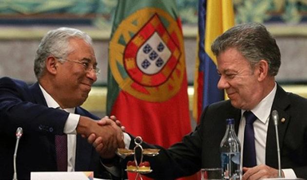 Portekiz ile Kolombiya arasında iş birliği anlaşması
