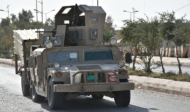 Irak'ta 13 köy daha DEAŞ'tan kurtarıldı