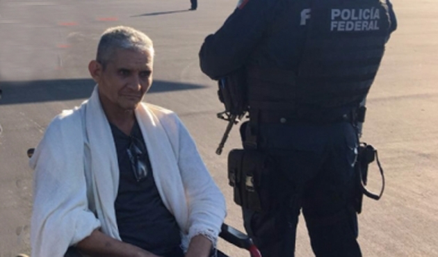 Meksika'da Zetas uyuşturucu karteli lideri yakalandı
