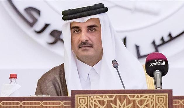 Katar Emiri Temim'den yeni yatırım bölgeleri kanununa onay