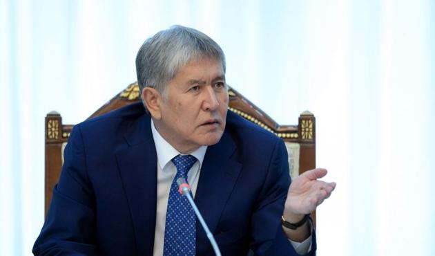 Atambayev, 'zengin komşusu'ndan af dilemeyecek