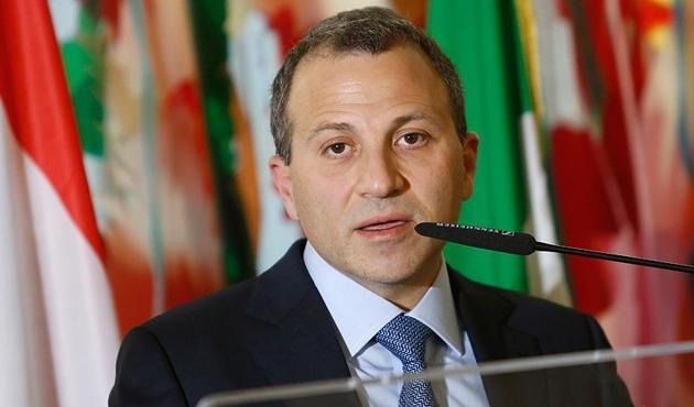 Lübnan Dışişleri Bakanı Bassil Türkiye'ye geliyor
