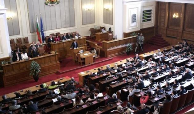 Bulgaristan'da muhalefetten mecliste boykot