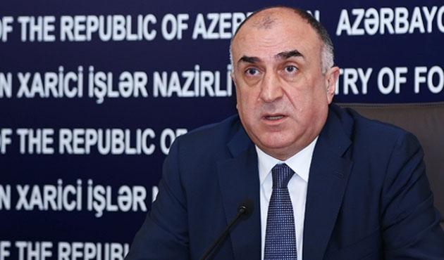 Azeri bakan AGİT başkanlarıyla Dağlık Karabağ için konuştu