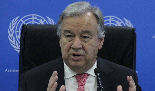 BM'den Zimbabve'ye itidal çağrısı