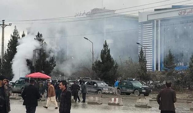 Kabil'de patlama, 9 ölü