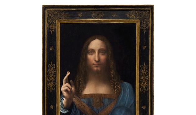 Vinci'nin İsa Peygamber tablosu rekor fiyata satıldı