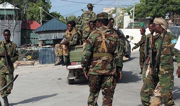 Somali'deki operasyonda 29 Eş-Şebab mensubu yakalandı