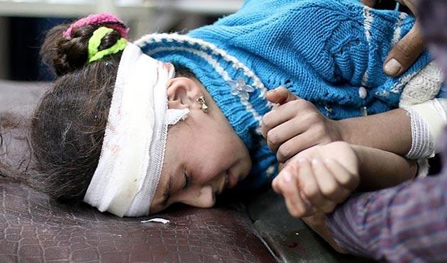 Suriye'de günde ortalama 37 kişi hayatını kaybediyor