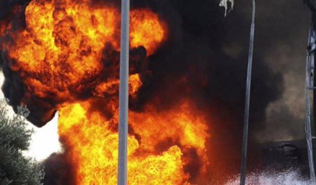 Yemen'de silah deposunda patlama: 15 ölü