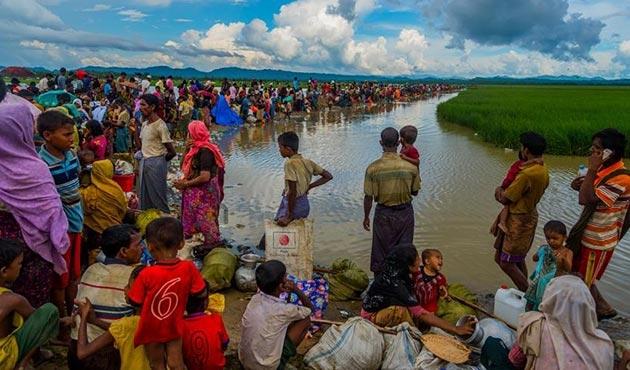 Arakanlı Müslümanların zoraki göçü sürüyor