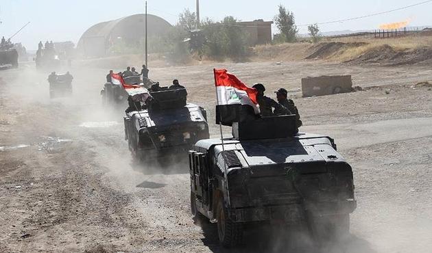 Irak ordusu DEAŞ'ın elindeki son bölgeyi geri aldı