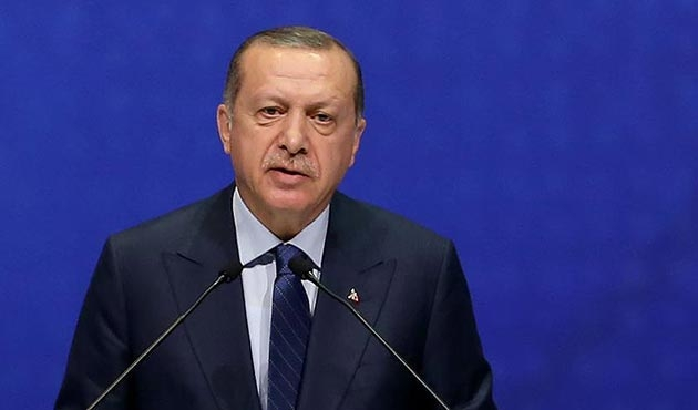 Erdoğan: ABD'nin Kudüs kararı tarih önünde hükümsüzdür