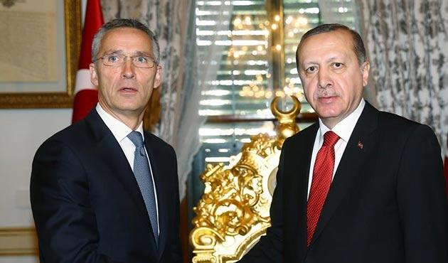 Stoltenberg, Cumhurbaşkanı Erdoğan'dan özür diledi