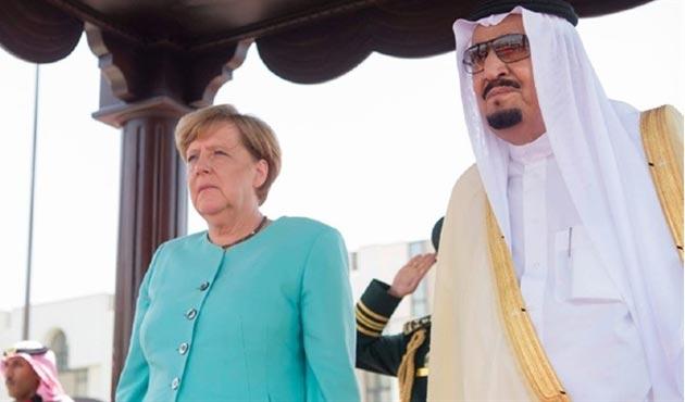 Suudi Arabistan'dan Almanya'ya 'protesto notası'