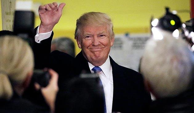 Trump'tan vergi reformuna destek