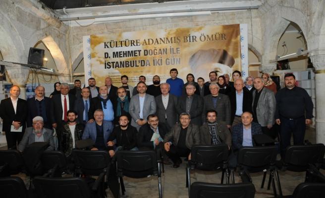 Yazarlar D. Mehmed Doğan'a Vefa Gösterdi