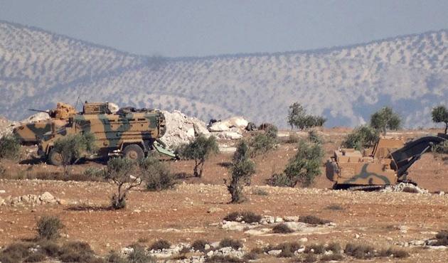 PYD'den İdlib'deki TSK gözlem noktasına saldırı