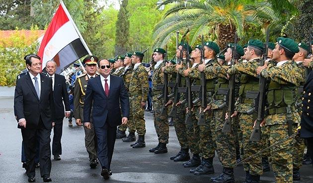 Mısır ile Güney Kıbrıs Rum Kesimi arasında anlaşma