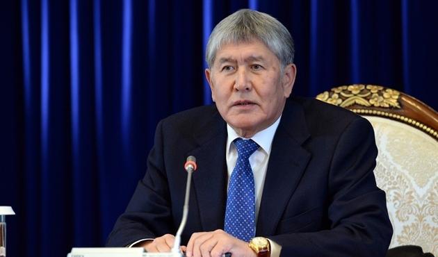 Atambayev'den Avrasya Ekonomik Birliği çağrısı