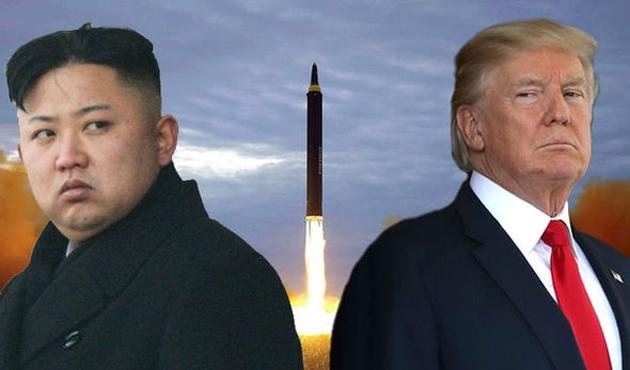 Kuzey Kore'den şartlı görüşme isteyen Trump'a  ret