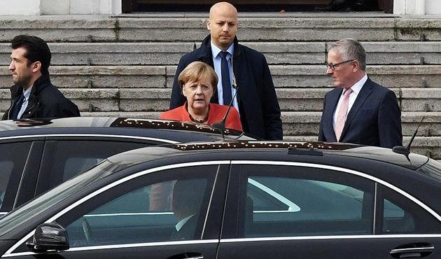 Alman ekonomisinde siyasi kriz endişesi